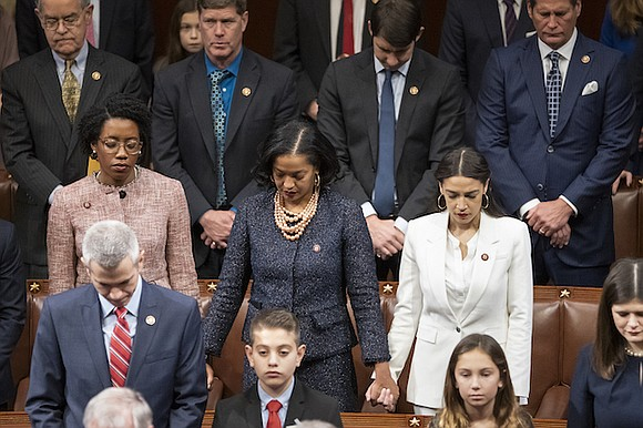 The 116th Congress, sworn in on January 3, is the most diverse our nation has ever seen. There are more ...