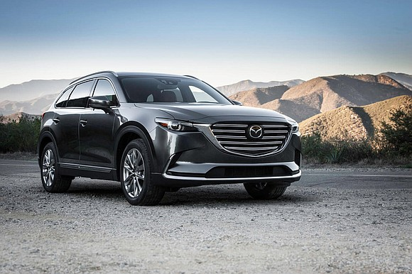 Mazda is incrementally improving its midsize three row crossover vehicle the CX-9. But don't get it twisted; this was a ...