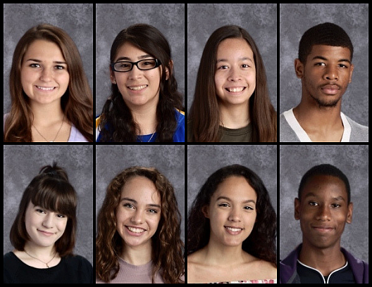 Joliet Township High School Congratulates the Students of the Month for January Joliet Central High School Students of the Month ...