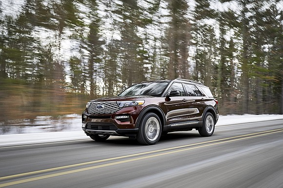 It was a Ford night last week when Ford introduced the all new Ford Explorer at Ford Field last week. ...