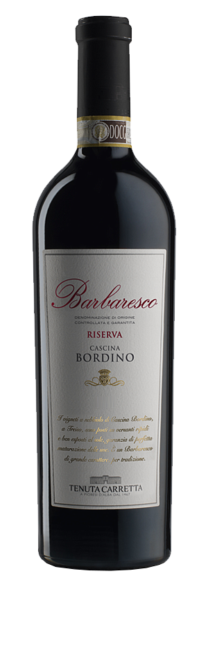 Arriving in the U.S. hand-in-hand with the New Year is Tenuta Carretta Cascina Bordino Barbaresco Riserva ($39.99). A lean, bracing ...