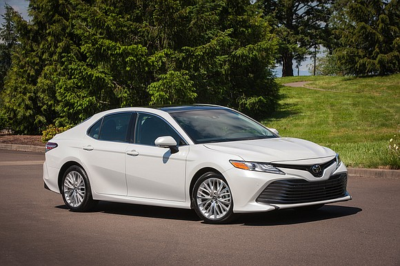 It was just last spring near Portland, Oregon, when Toyota launched the all new Toyota Camry. If you've ever been ...