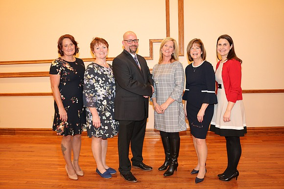 The Joliet Public Schools District 86 teachers named 2019 Joliet Area Great Teachers by the Joliet Region Chamber of Commerce ...