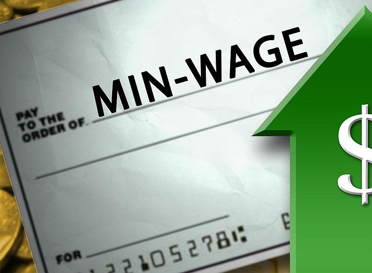 Minimum wage increase would provide $5 Billion boost to
