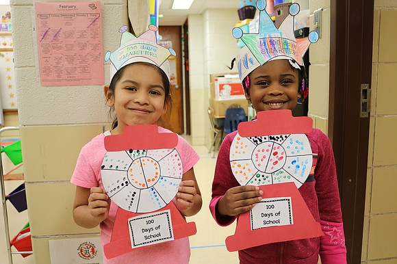 Students throughout Joliet Public Schools District 86 celebrated the 10th day of school with special activities that focused on the ...