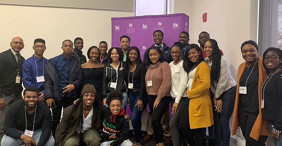There were about 60 Joliet Township High School students who recently attended Joliet Junior College's 9th Annual Black Teen Summit, ...
