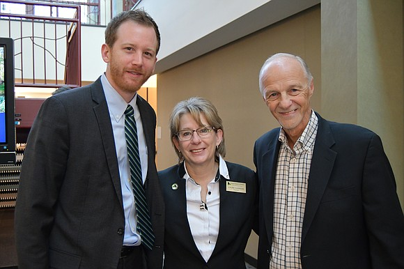 The Forest Preserve District of Will County shared its accomplishments and 2019 legislative priorities during a Legislators' Breakfast held Feb. ...