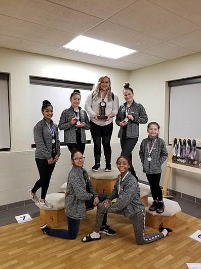 The Romeoville Tumbleweeds gymnastics team is almost at their half way-point through the competitive season and have been continuing a ...