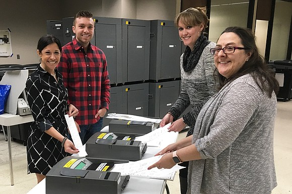 A Public Test of the voting tabulators to be used on Election Day will be held at 9 a.m. on ...