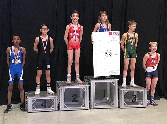Two members of the Troy 30-C Wrestling Team placed at the 2019 IESA 2A State Wrestling Finals on March 8-9. ...