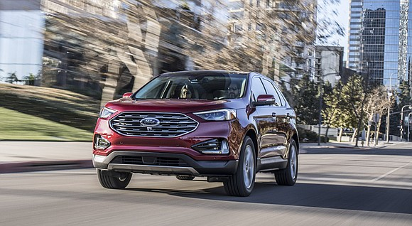 DETROIT – I was really impressed by the 2019 Ford Edge. In a phrase, it has grown. I'm not talking ...