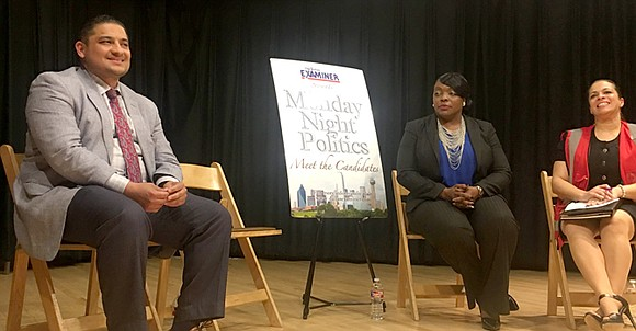 Monday Night Politics – Meet the Candidates, presented by The Dallas Examiner, hosted its second forum at the African American ...