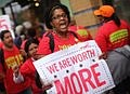 It is unfathomable that the federal minimum wage has not been increased in more than a decade, since 2007. That ...