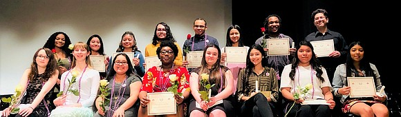 The Joliet Central High School French and Spanish National Honor Societies first combined induction ceremony was held on March 21, ...