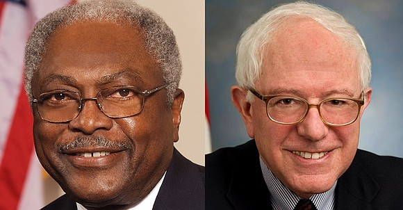 Washington - House Majority Whip James E. Clyburn (D-S.C.) and Sen. Bernie Sanders (I-Vt.) announced legislation to extend and expand ...