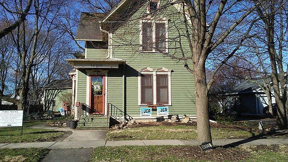 A house in downtown Plainfield is getting the highest honor possible. The Plainfield Historic Preservation Commission at Thursday's meeting nominated ...