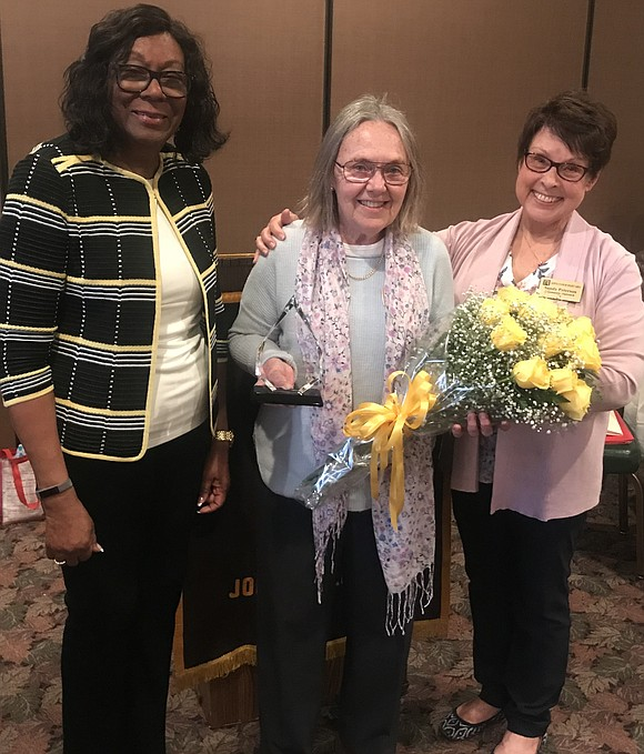 The Zonta Club of the Joliet Area has named member Pam Hunte as the club's 2019 Woman of the Year. ...