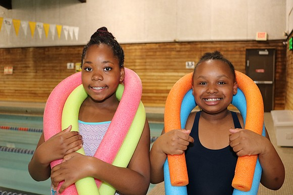 Over 100 Joliet Public Schools District 86 elementary students participated in the Smith Opportunities for Activities and Recreation (SOAR) swimming ...