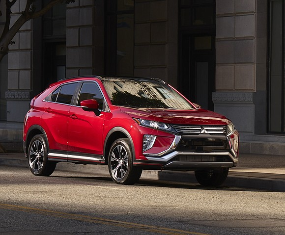The 2019 Mitsubishi Eclipse is a no nonsense crossover designed to handle day-to-day driving needs. Its angular styling was eye ...