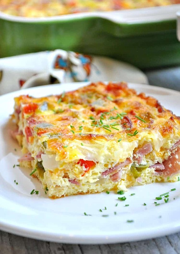 Servings: 9 / Total Time: 1 hour Ingredients • 8 eggs or use 4 eggs and 6 egg whites • ...