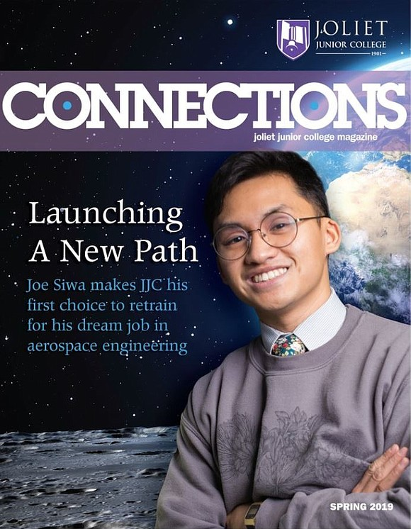 The Spring 2019 Connections Magazine, prepared by the Joliet Junior College Communications and External Relations Department, is now available for ...
