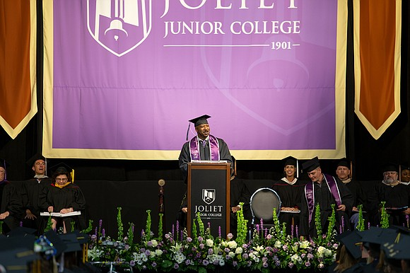 Joliet Junior College will present degrees and certificates to nearly 600 students at its 103rd Annual Commencement Ceremony on Friday, ...