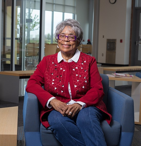Shirley Crowell is whom you might call a lifelong student. Having long understood the value of education, Crowell for decades ...