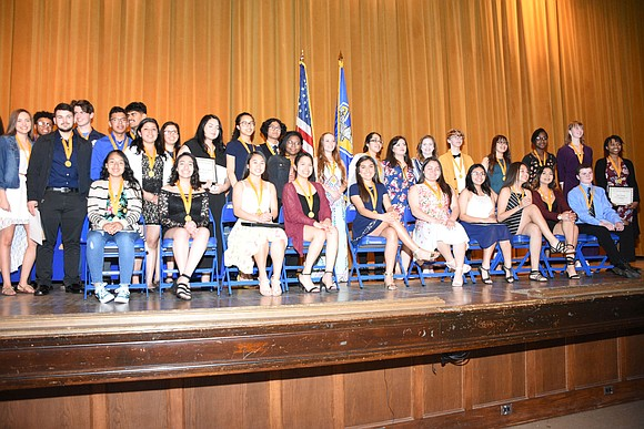 Joliet Township High School congratulates the following seniors who will graduate Summa Cum Laude on May 31, 2019. Senior students ...