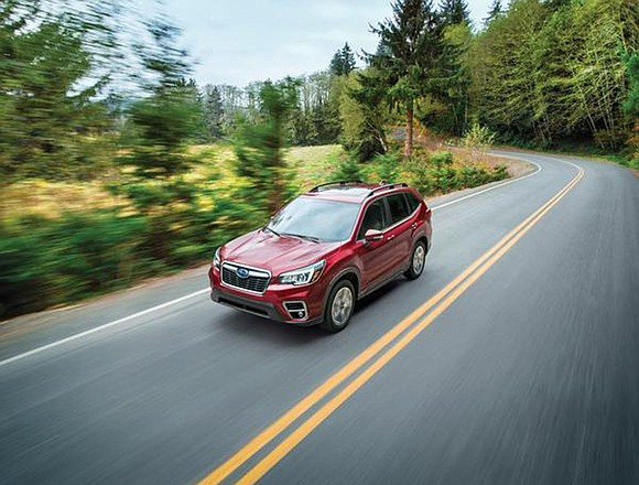 Even before my week test driving the 2019 Subaru Forester was up my opinion had been reached. It was very ...