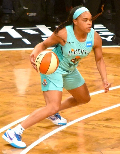 Although there are some nice things happening with the New York Liberty this season, thus far the team is missing ...