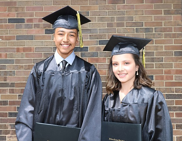 The Joliet Grade Schools Foundation for Educational Excellence presented eight Brenton Wadsworth Scholarship Awards and one Dave Evans Scholarship Award ...