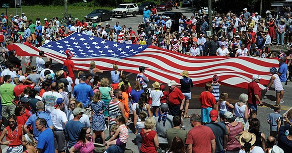 The fourth of July is here and all Americans hopefully will embrace the day without fear, total liberation and the ...