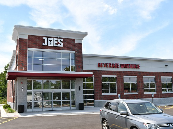 Joe's Beverage Warehouse (420 N. Independence Blvd.) near the intersection of Route 53 and 135th Street is now open for ...