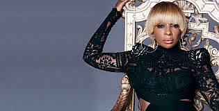 Blige has been making waves in Hollywood for a few years and now The Golden Globe and Oscar nominee and ...
