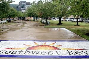 Southwest Key headquarters in Austin. – Photo by Rachel Zein/The Texas Tribune