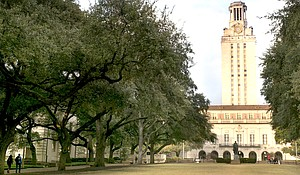 UT-Austin officials expect the funding will fully cover the tuition and fees of students whose families earn up to $65,000. – Photo by Laura Skelding/The Texas Tribune