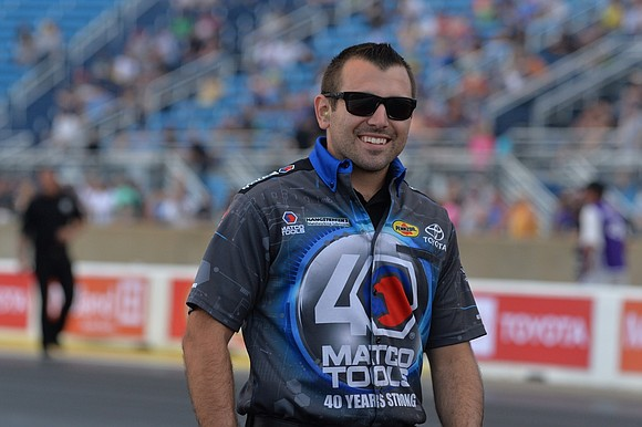 Joliet Junior College graduate is following his childhood dreams working with one of the National Hot Rod Association's (NHRA) top ...