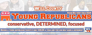 The Will County Young Republicans now have a new Chairman, Brandon Harris, 29, of Joliet IL. The organization has been ...
