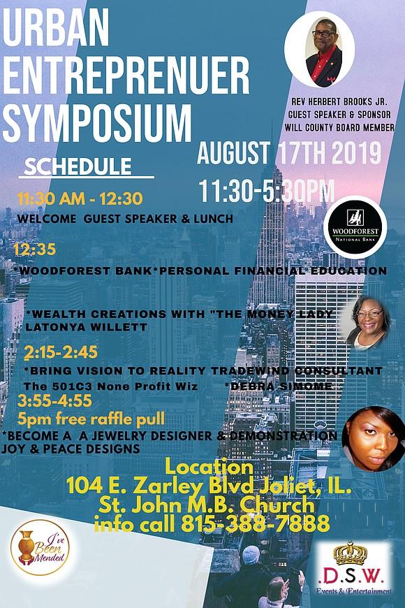 August 17, 2019 St. John M.B. Church Joliet