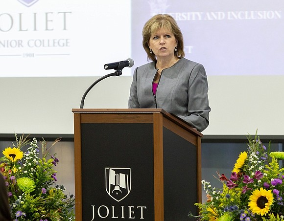 Joliet Junior College President Dr. Judy Mitchell will address community members, stakeholders and local legislators during the 4th Annual State ...
