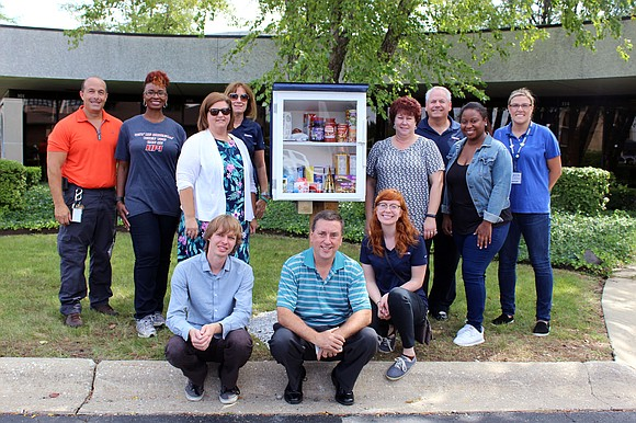 Joliet - Cornerstone Services has establishment three new micro-pantries in the Joliet community, giving residents an additional community resource. They ...