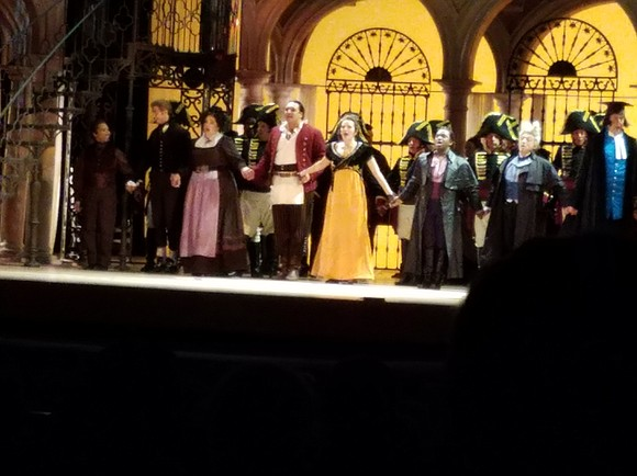 Lyric Opera of Chicago opened its 2019-2020 season with a sure audience pleaser, Fioachino Rossini's The Barber of Seville. Featuring ...