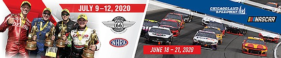 NHRA Factory Stock Showdown, Pro Mod and Top Fuel Harley Classes Make Route 66 Raceway Debut in 2020 Route 66 ...