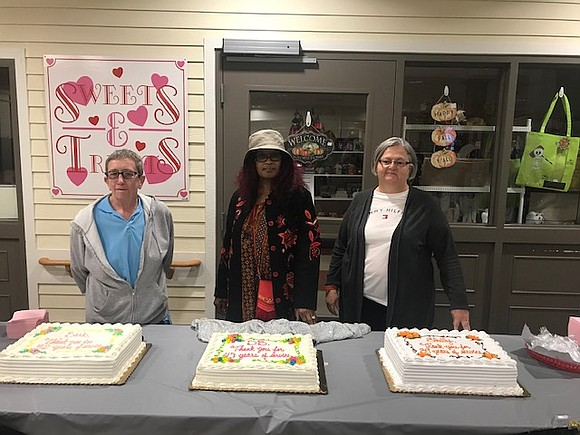 On Oct 11 three long time employees of Sunnyhill Nursing Home celebrated their retirement with 118 years of combined service. ...