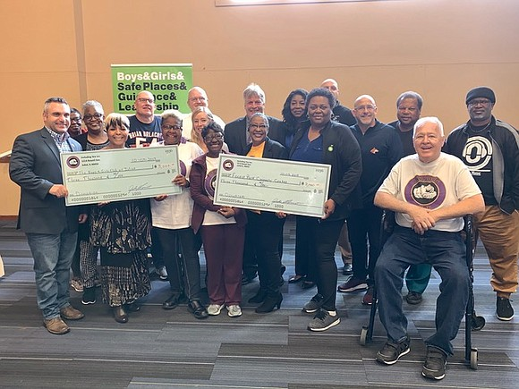 Approximately $6,000 has been raised for two worthy organizations that contribute to the betterment of lives in the Joliet community. ...