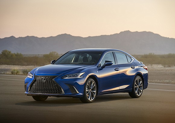 Let's face it, the original Lexus ES luxury sedan was designed to not offend anybody. That means from a design ...