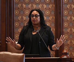 State Senator Toi Hutchinson (D-Olympia Fields) was honored today with a retirement resolution in the Illinois State Senate. The resolution ...