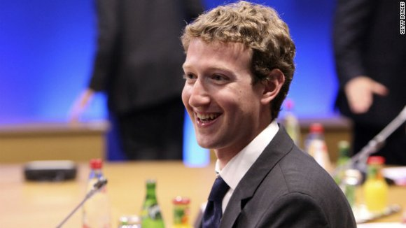 The conference is a chance for Zuckerberg and his executives to wax poetic about all they ways they're changing the ...