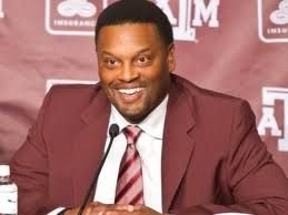 With a more-than-successful first season in the NCAA Southeastern Conference behind him, Texas A&M University's head football coach Kevin Sumlin