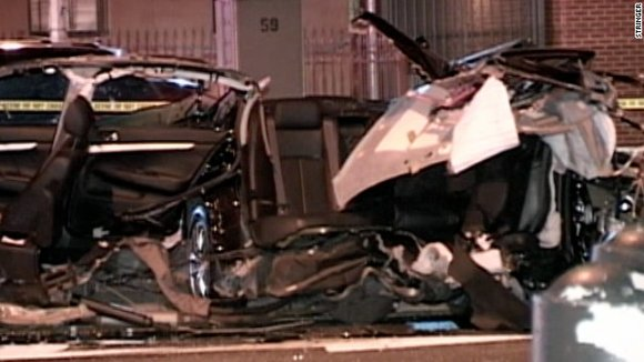 A day after two expectant parents died in a hit-and-run car wreck, the crash that killed them claimed another life ...
